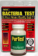PUR-BAC - Bacteria Sampler Test Kit