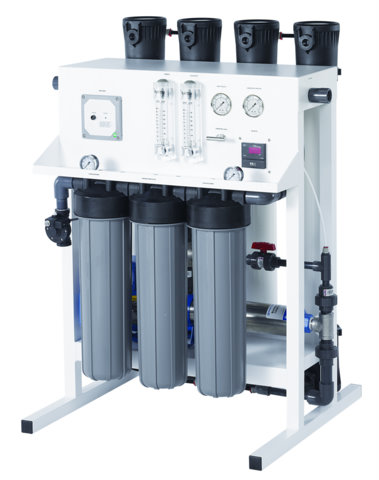 CRO4000CT - Commercial Reverse Osmosis System
