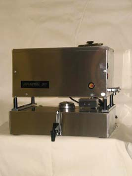 Commercial and Laboratory Stainless Steel Water Distillers